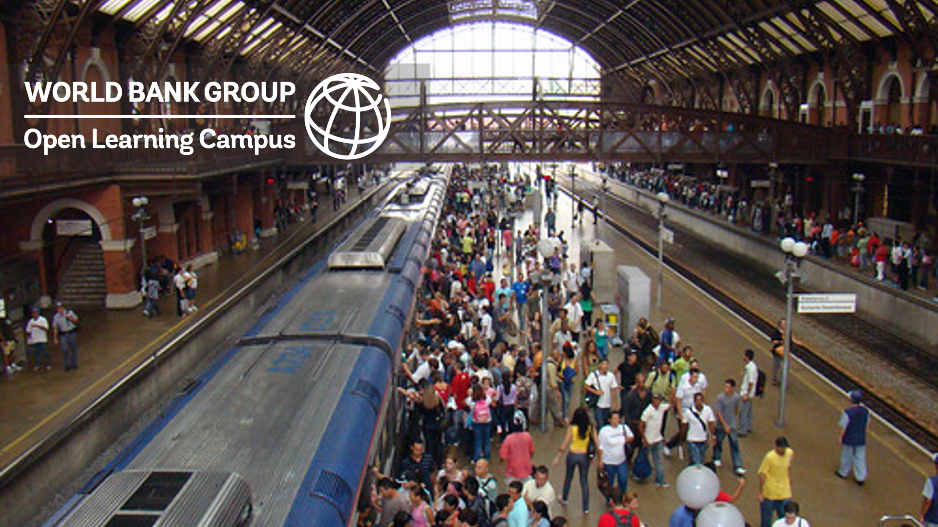 Featured image for e-Learning Course on Urban Rail Development